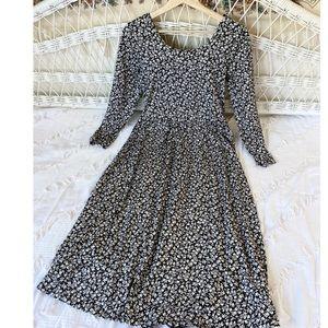 Old Navy Long Sleeve Maxi Dress